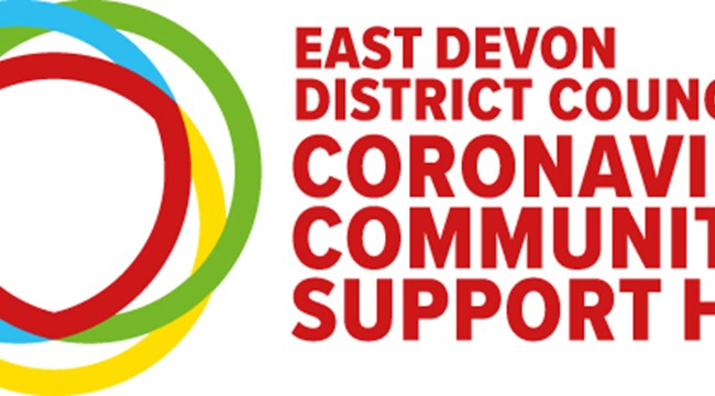 East Devon District Council Coronavirus Community Support Hub Hotline now open to offer you help